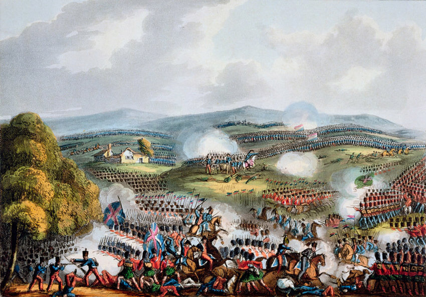 Battle of Quatre Bras by Thomas Sutherland.jpg