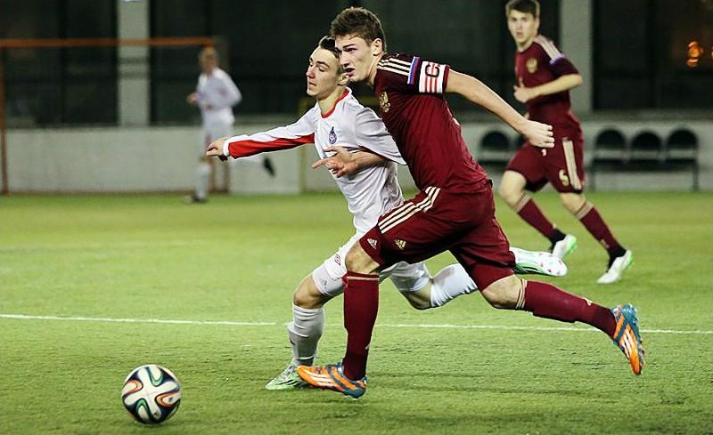 Юношеская сборная России U-17