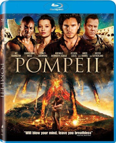 Помпеи / Pompeii (2014) BD-Remux + BDRip 1080p [2D,3D] + 720p + HDRip