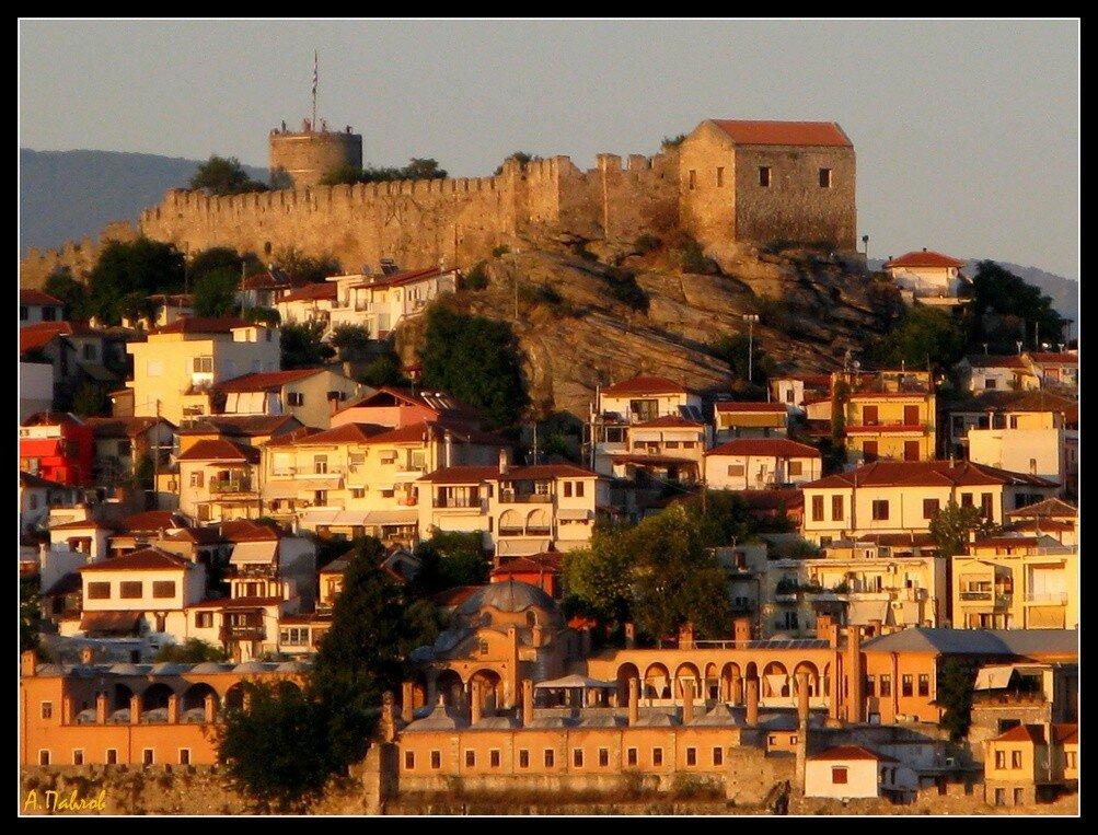 Кавала с моря - город и крепость (6).jpg