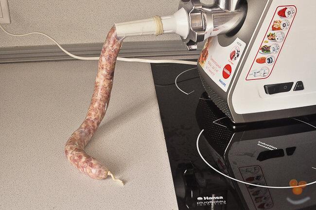 Сделай сам  в домашних условиях с мясорубке гранулятор