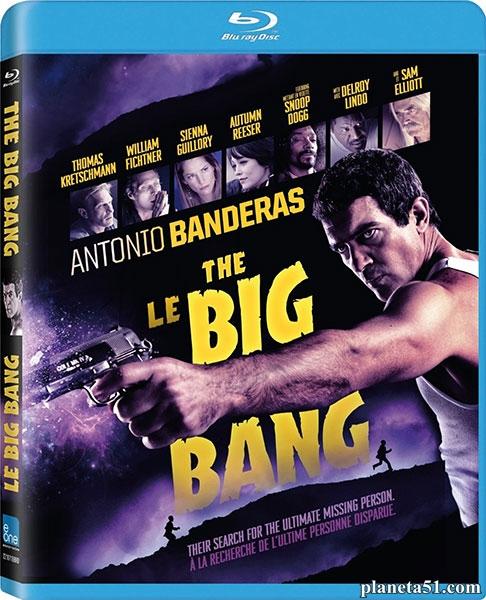 Большой взрыв / The Big Bang (2011/BDRip/HDRip)
