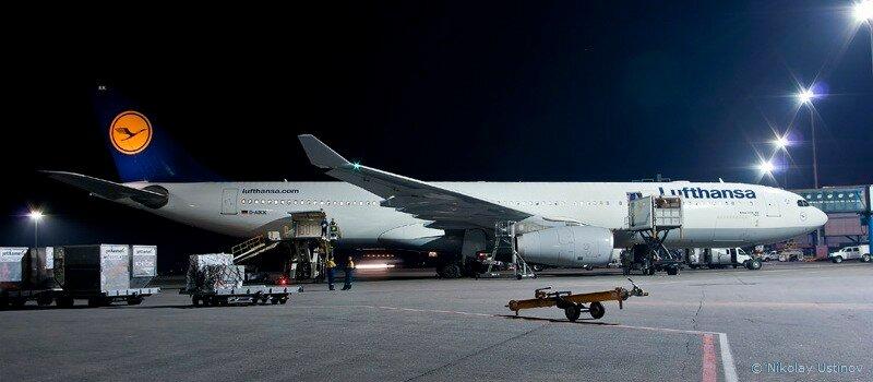 Как самолет готовят к вылету Статьи Новости Иркутска