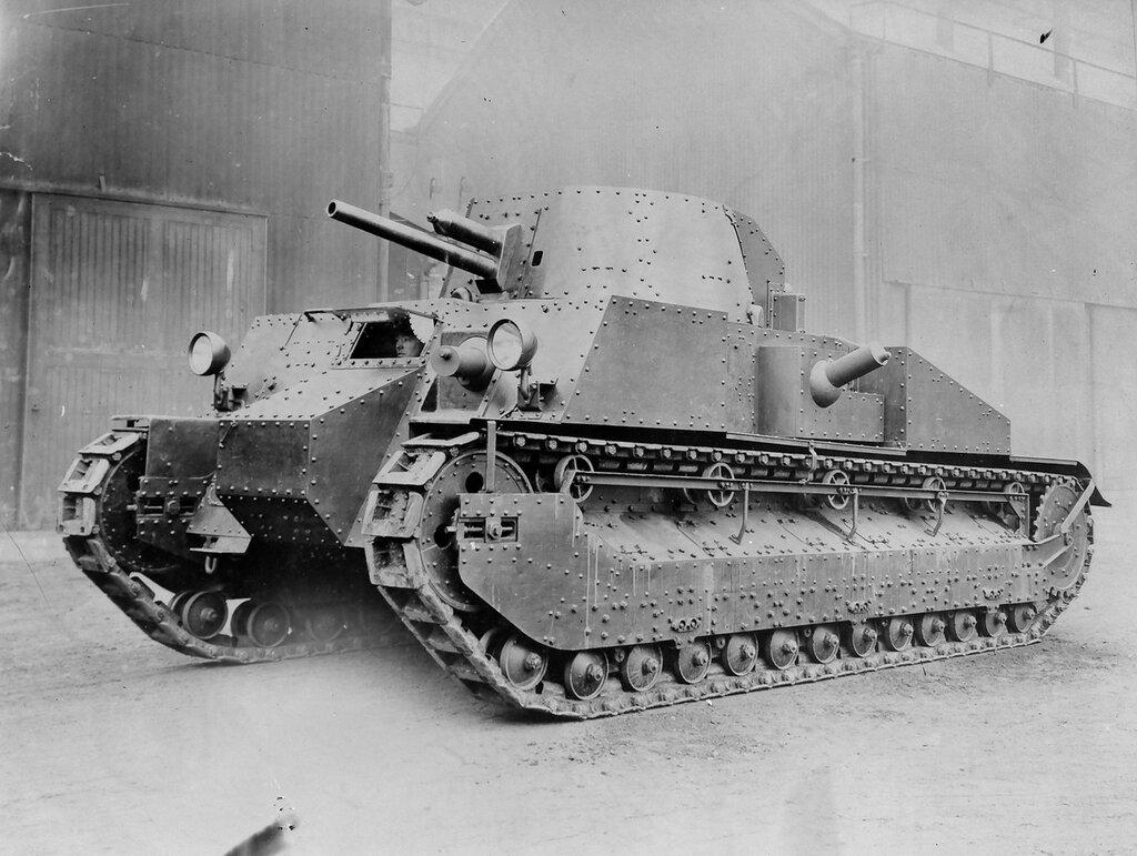 Vickers Medium C, проданный Японии, 1926