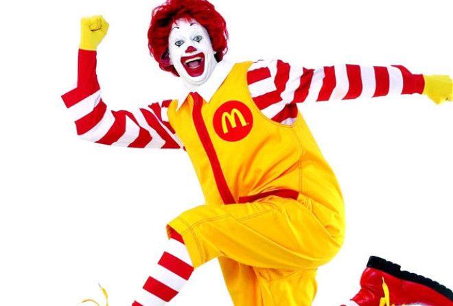 Малоизвестные факты о Макдональдсе (16 фото)
