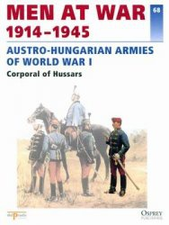 Книга Man at War 068 - Austro-Hungarian Armies Of World War I