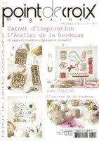 Журнал Point de Croix Magazine HS N°60 jpg 107Мб