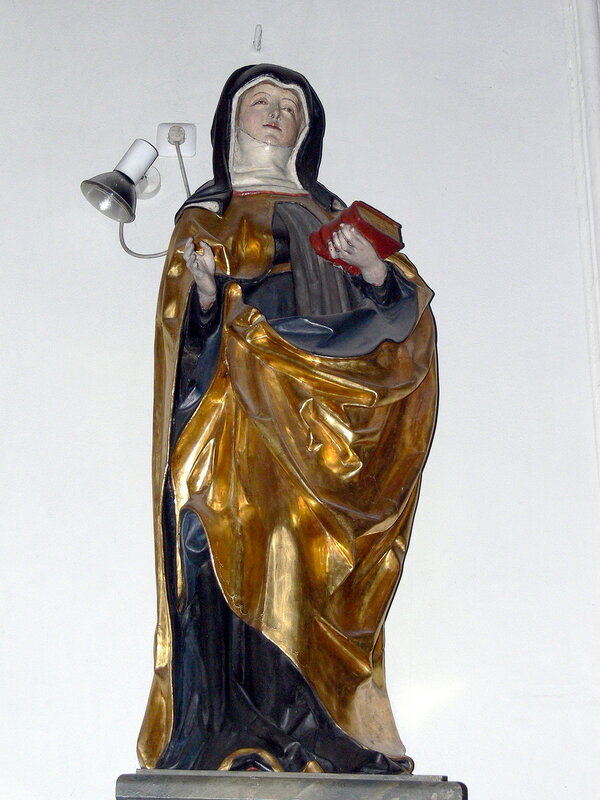 St.Sixtus Büchenbach - St.Walburga