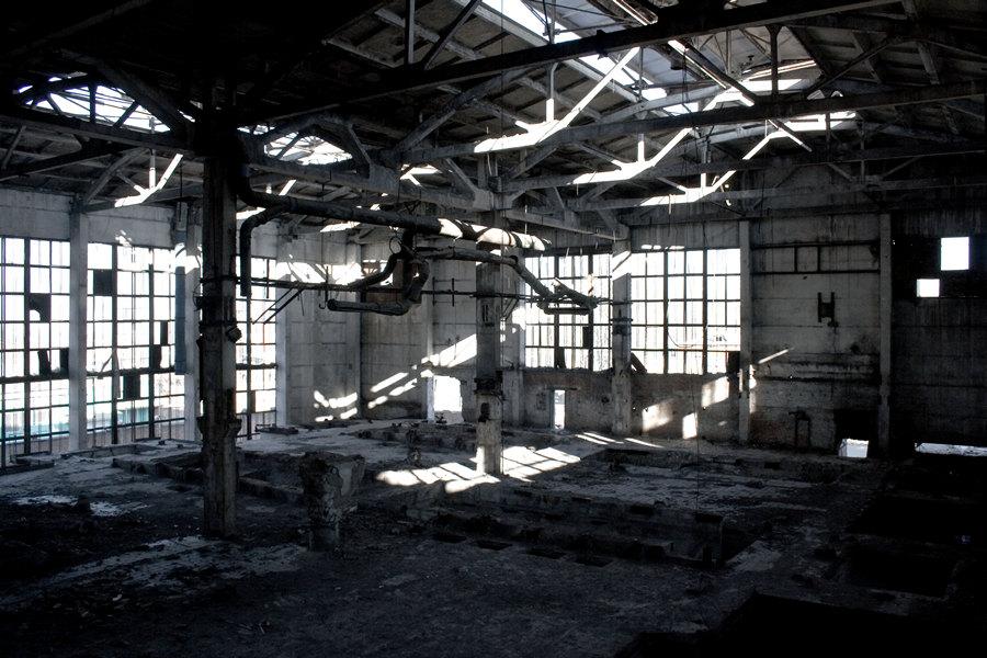 на левом в ростове-на-дону что за заброшенное здание земельных участков Мозжухе: