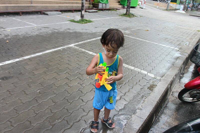Сонгкран 2013. Songkran 2013