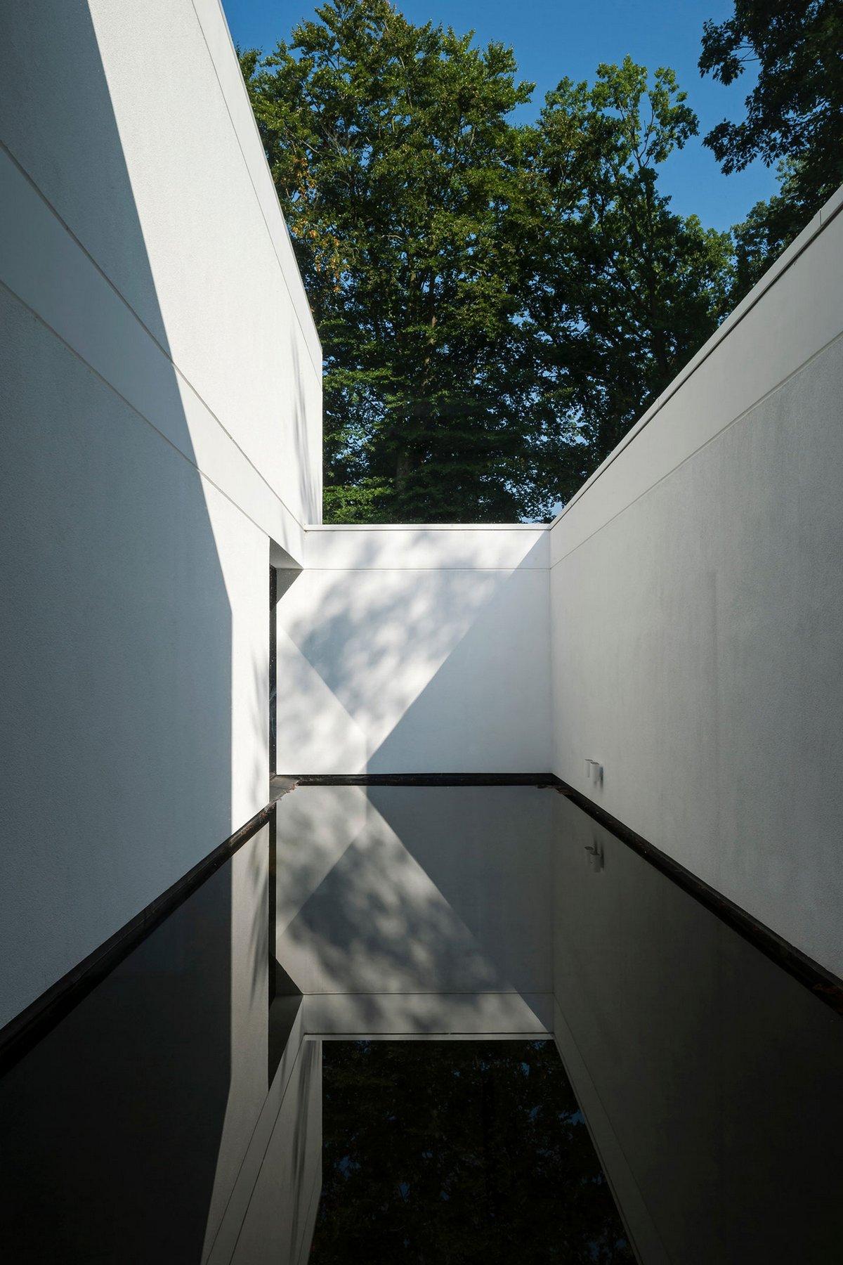 Cubyc architects, Залечь на дно в Брюгге, красивые дома мира, обзор частного дома, дома в Бельгии, дома в Брюгге, белый интерьер фото, минимализм