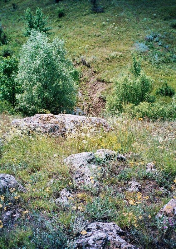 Камни в степи, Белокалитвенский район Ростовской области