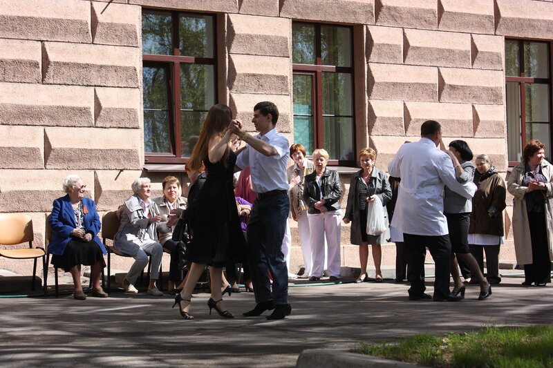 Праздник в Хитровском переулке. 4/05/2012