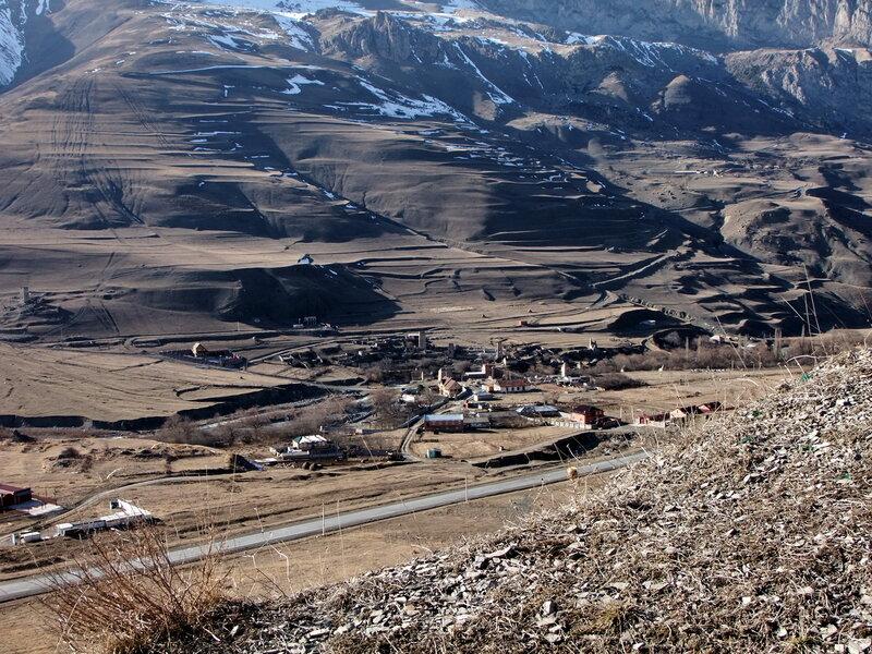 селение Далагкау