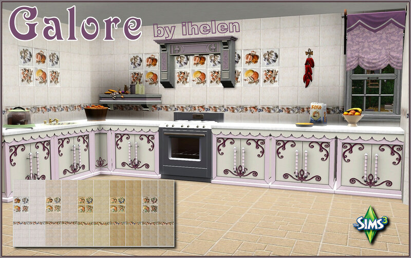 Tile Galore(TS3) by ihelen