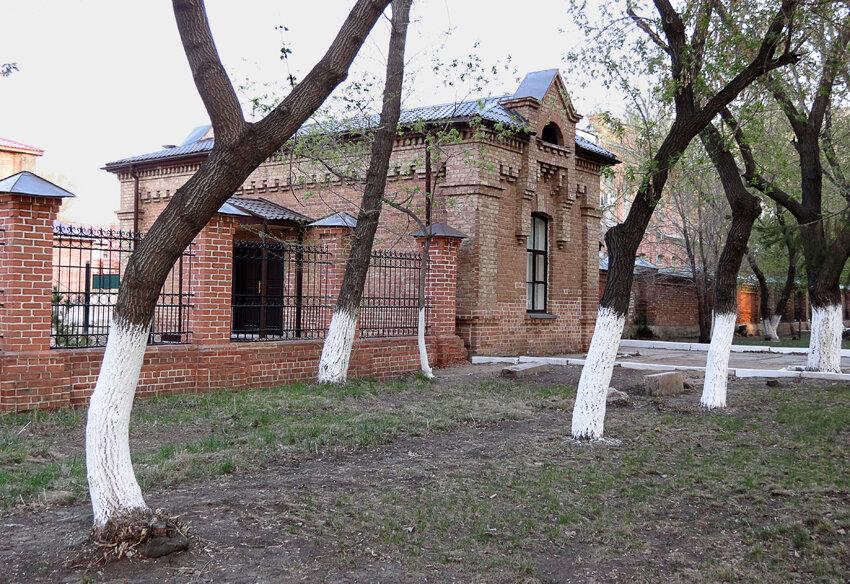 Краеведческий музей - 2012. Комментарии к фото - Кокшетау Онлайн