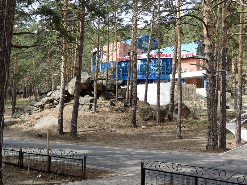 """Боровое. Отель """"Жумбактас"""" - 2012 год. Комментарии к фото - Кокшетау Онлайн"""