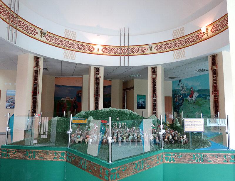 Боровое. Поляна Абылай-хана, музей Абылай хана - 2012 год. Комментарии к фото - Кокшетау Онлайн