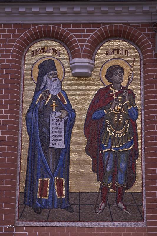 Храм во имя иконы Божией Матери «Знамение» в Ховрине