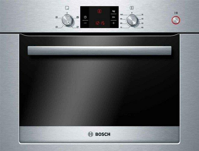 встраиваемый духовой шкаф-пароварка Bosch HBC24D553