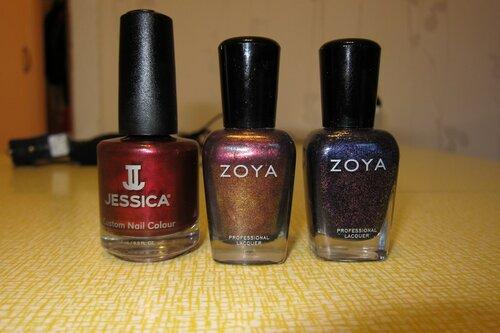 Jessica Cinderella Red & Zoya Julieanne & Anastasia 3