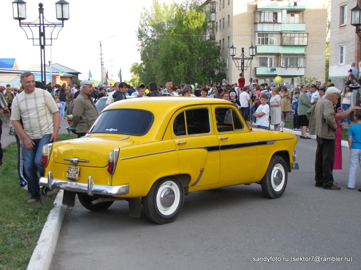 Выставка авто-мототехники