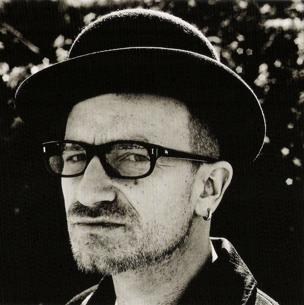 Anton Corbijn. Bono