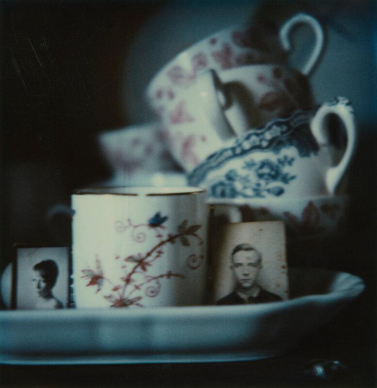 Polaroids by Sibylle Bergemann