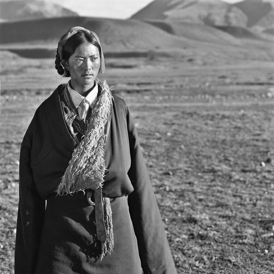 Tibet by David Raccuglia