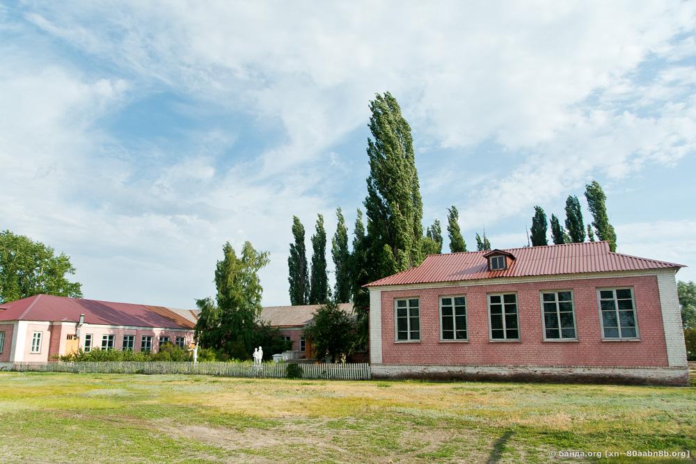Нижнехоперский природный парк и станица Букановская