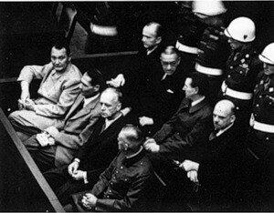 """""""Суд народов – Суд справедливый и суровый!» - 70 лет назад завершил работу Нюрнбергский трибунал"""