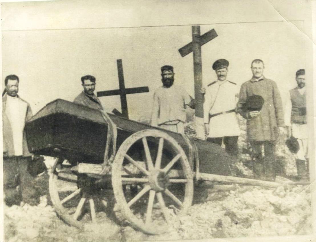 Похороны каторжанина