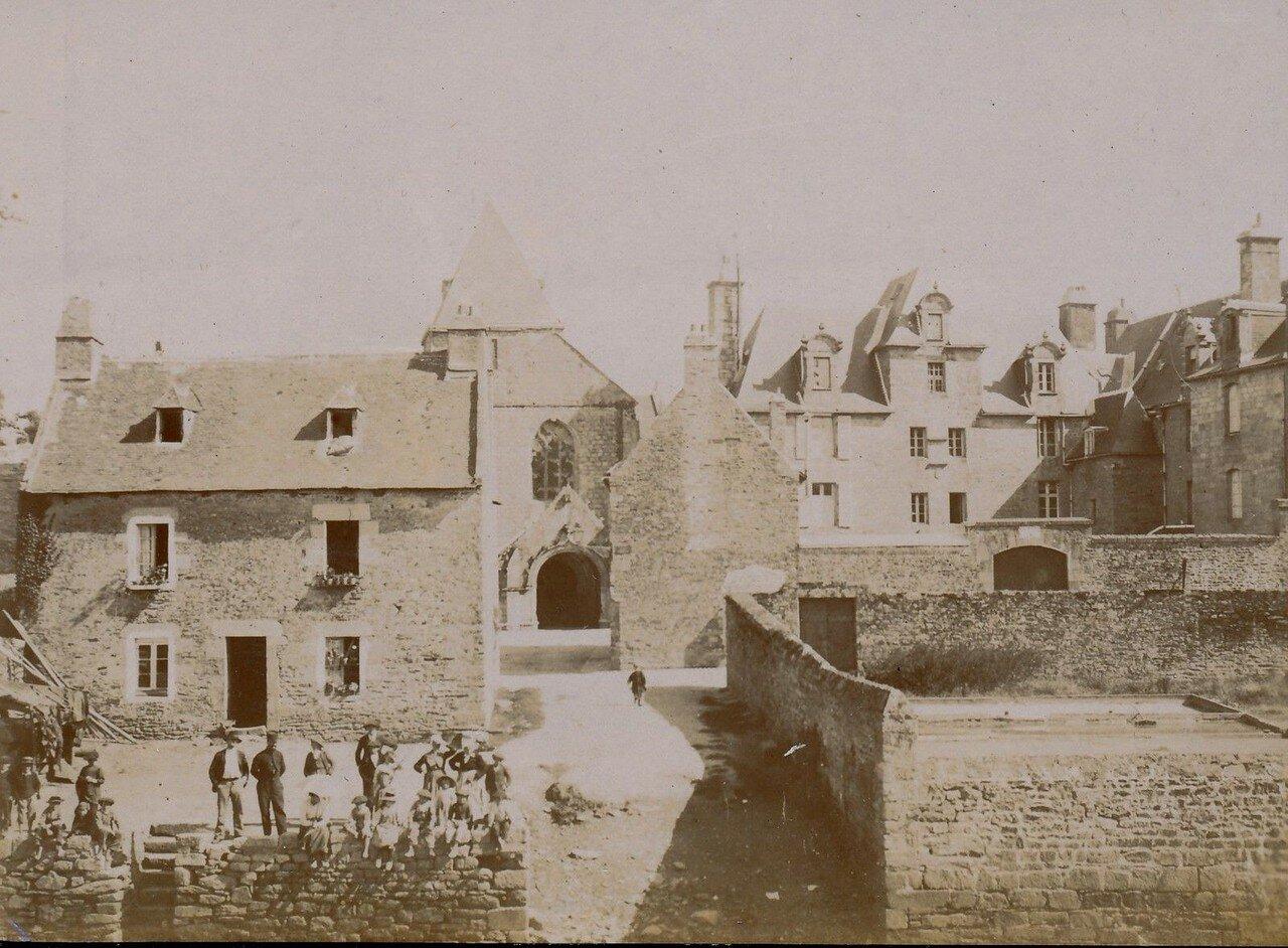 1900. Кемпер