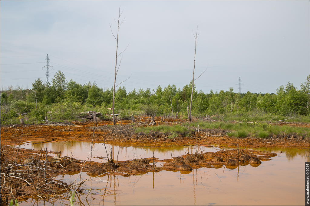 Гумешевский медный рудник