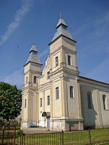 Снов. Храм Иоанна Крестителя