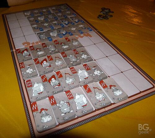 Игротека: военные настольные игры и другие - настольная игра Знаменосец