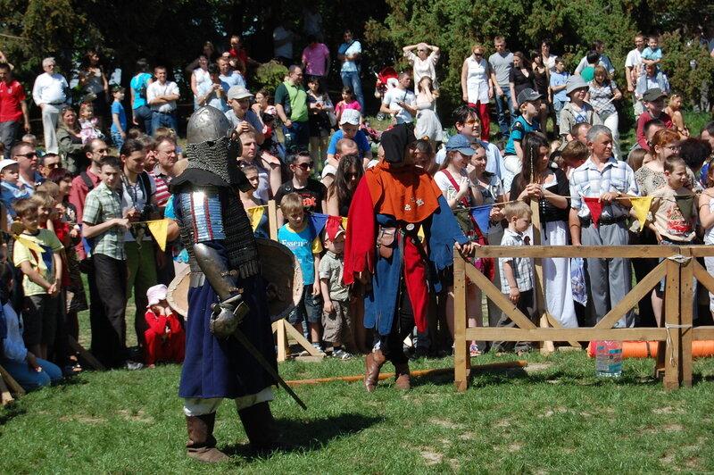 Праздник Дня города 2012 года