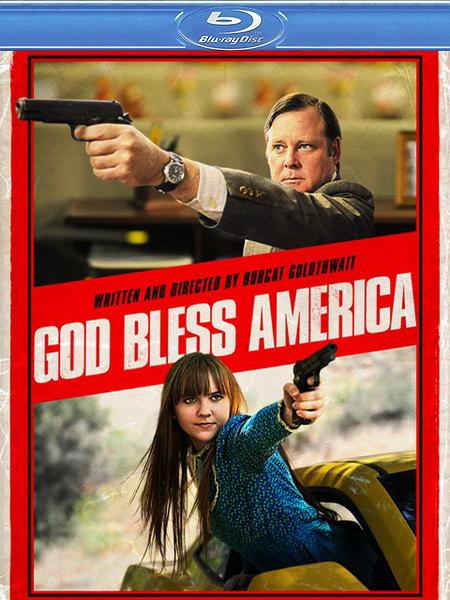 Боже, благослови Америку / God Bless America (2011) BD + HD