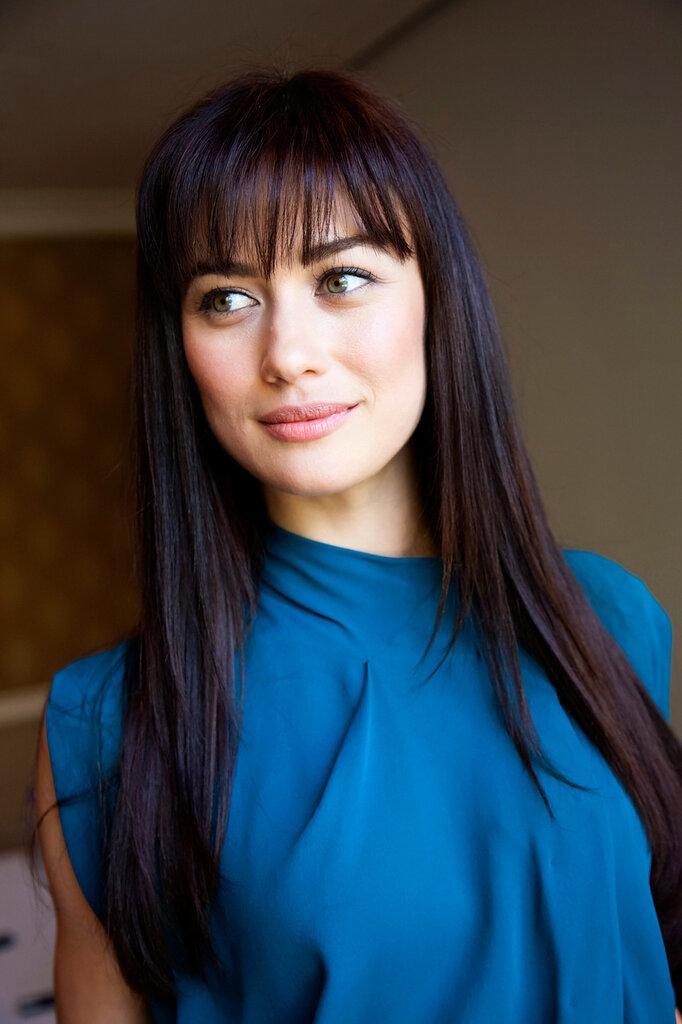 Ольга Куриленко (Olga Kurylenko) 2012