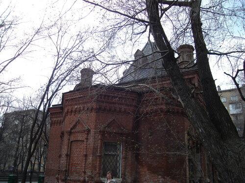 церковь Тихвинской иконы Божией Матери, 1911г.