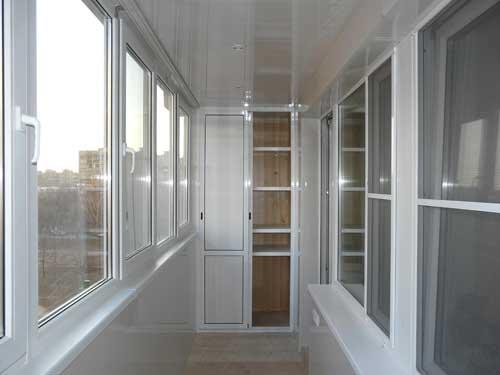 Особое остекление балконов в Самаре