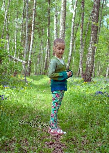 roventa-handmade, knit cardigan, knit for kids, кардиган, вязаный кардиган, кардиган спицами, кардиган для девочки, вязаный кардиган для девочки, детское, вязание для детей, вязание для девочек, льняной кардиган