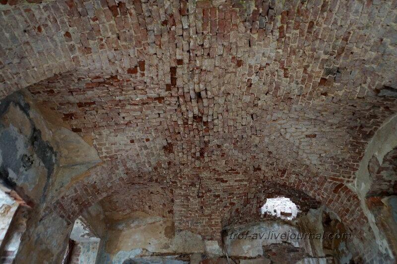 Южный флигель. Усадьба Петровское-Княжищего Демидовых-Мещерских