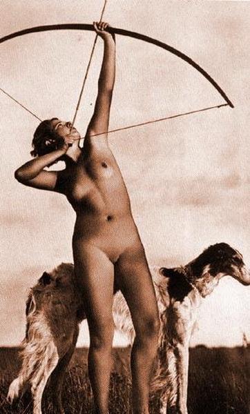 Эротические фотографии Третьего Рейха