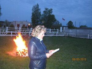 """8 мая 2015 г, с.Рябчи, вечер памяти """"Будем вечно помнить!"""" Читаем стихи военных лет и стихи о войне."""