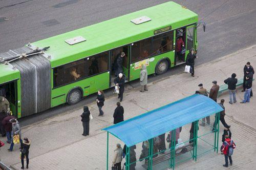 ГАИ информирует об ограничениях на столичных улицах в выходные