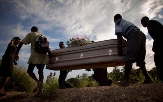 ВГондурасе беременная девушка очнулась вгробу спустя сутки после похорон