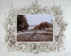 Уголок парка (вид из окон дворца).