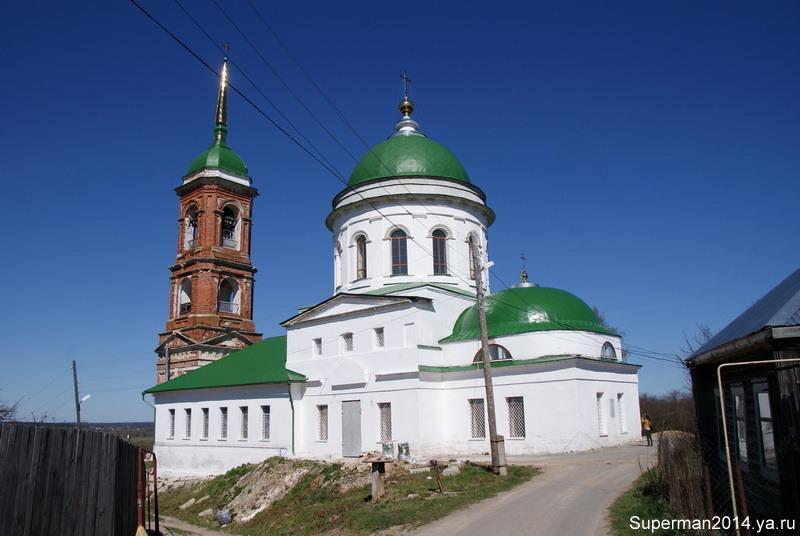 Касимов - Церковь Илии Пророка
