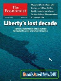 Аудиокнига The Economist 3 августа 2013